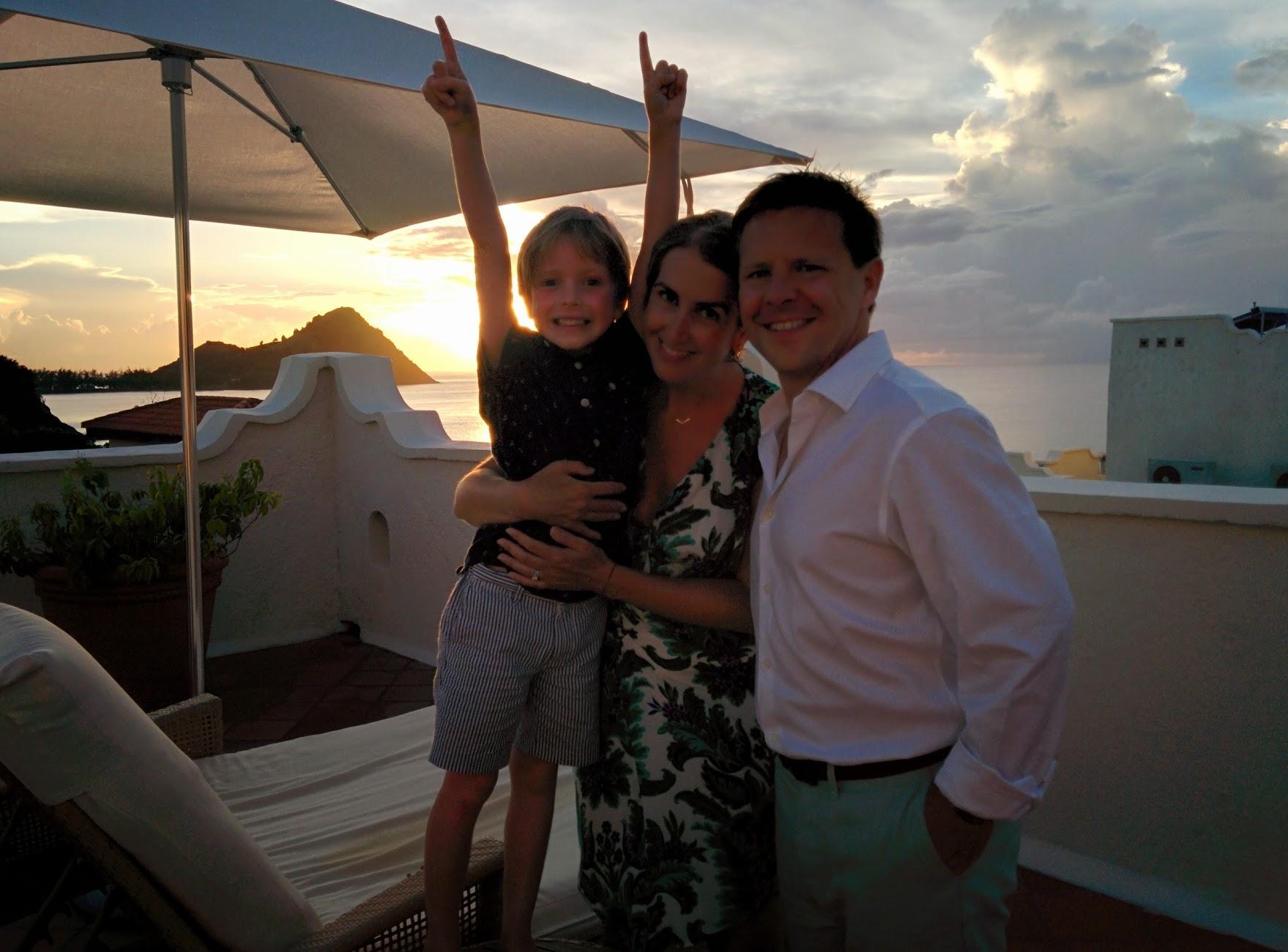family-travel-st-lucia