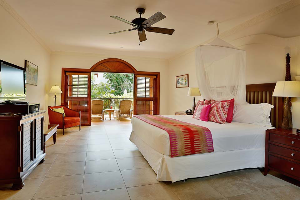 Courtyard Villa Suite