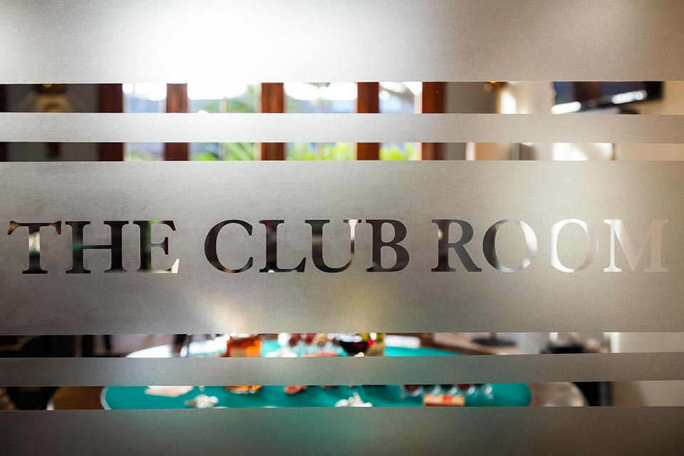 The Club Room