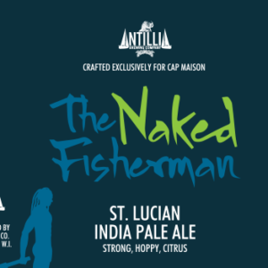 The Naked Fisherman IPA
