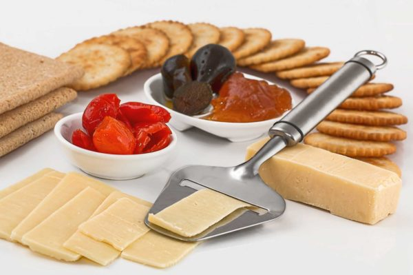 Cheese & Crackers
