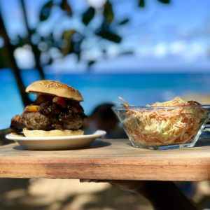 best burgers in the Caribbean