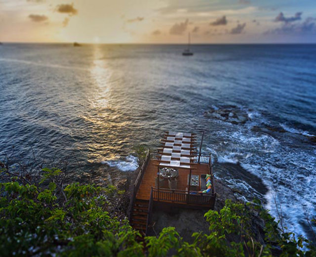st lucia luxury resort - cap maison